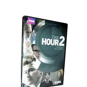 The Hour Season 2 DVD Box Set
