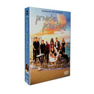 Private Practice Season 3 DVD Boxset