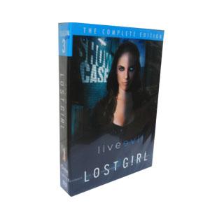 Lost Girl Season 3 DVD Box Set