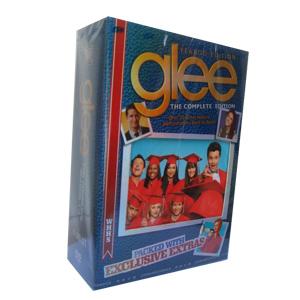 Glee Seasons 1-4 DVD Box Set