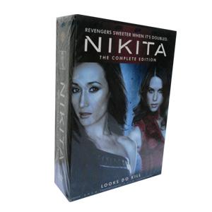 Nikita Seasons 1-3 DVD Box Set