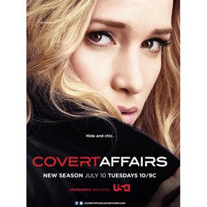 Covert Affairs Season 3 DVD Box Set