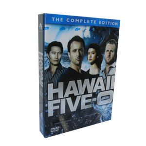 Hawaii Five-0 Season 3 DVD Box Set