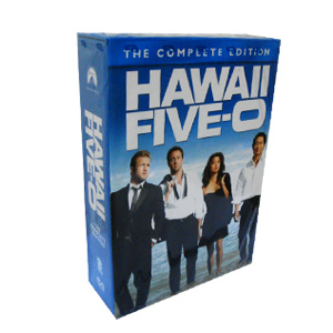 Hawaii Five-0 Seasons 1-3 DVD Box Set
