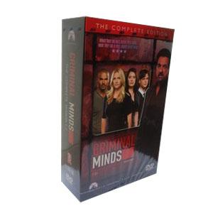 Criminal Minds Seasons 1-8 DVD Box Set
