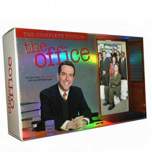 The Office Complete Series Box Set 1 9 Techieblogie Info