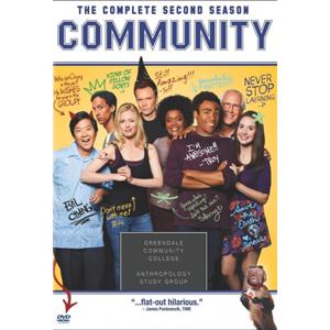 Community season 1 DVD Boxset