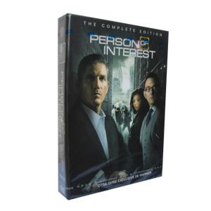 Person of Interest Season 2 DVD Box Set