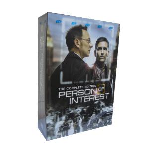 Person of Interest Seasons 1-2 DVD Box Set