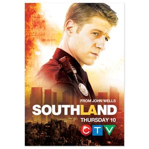Southland Seasons 1-5 DVD Box Set
