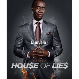 House of Lies Season 2 DVD Box Set