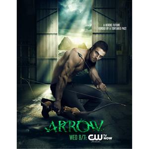Arrow Season 2 DVD Box Set