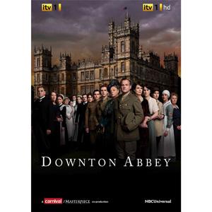 Downton Abbey Seasons 1-4 DVD Box Set