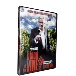 Blood of the Vine season 1 DVD Box Set