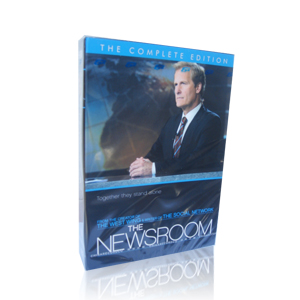 The Newsroom Seasons 1-2 DVD Box Set