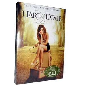 Hart of Dixie Season 1 Dvd Box Set