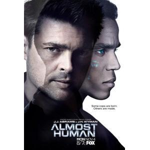 Almost Human Season 1 DVD Boxset