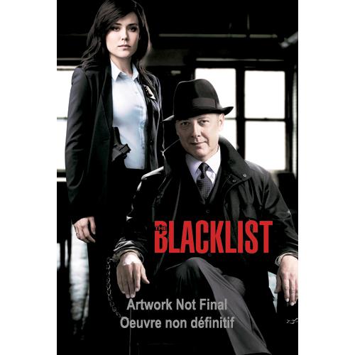 The Blacklist Season 1 DVD Box Set