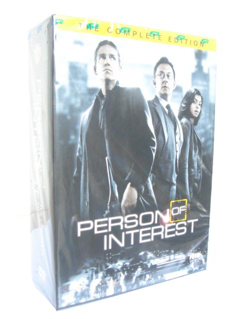 Person of Interest Seasons 1-3 DVD Box Set