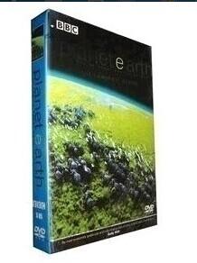 BBC TV Series Planet Earth DVD Boxset