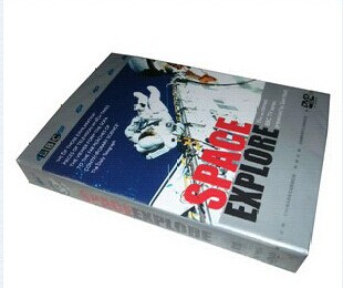 BBC Space Explore Collection Box Set