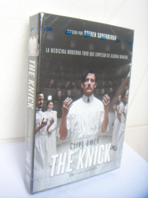 The Knick season 1 DVD Box Set