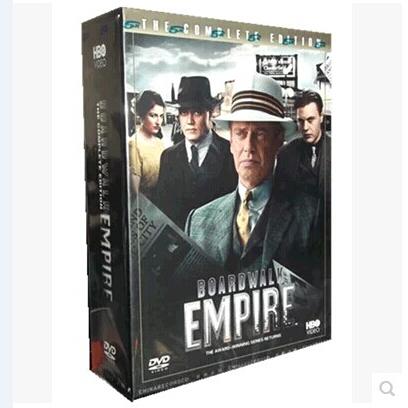 Boardwalk Empire Seasons 1-5 DVD Box Set