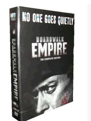 Boardwalk Empire Season 5 DVD Box Set