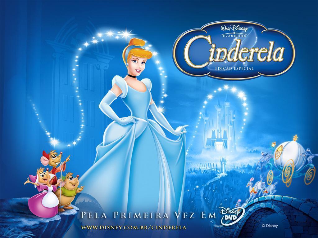 Cinderella 1-3 DVD Box Set Collections