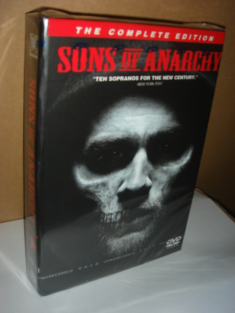 Sons of Anarchy Complete Seasons 7 DVD Box Set