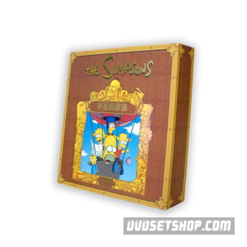 The Simpsons Seasons 1-18 DVD Boxset