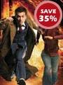 Doctor Who Seasons 1-4 DVD Boxset