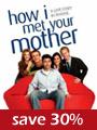 How I Met Your Mother Seasons 1-3 DVD Boxset