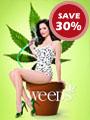 Weeds Seasons 1-4 DVD Boxset
