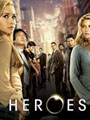 Heroes Seasons 1-3 DVD Boxset