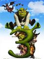 Shrek 1-3 Complete DVD Box Set (DVD-9)
