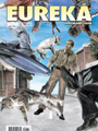 Eureka Seasons 1-4 DVD Boxset