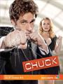 Chuck Season 4 DVD Boxset