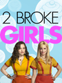2 Broke Girls Seasons 1-2 DVD Box Set