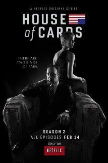 House of Cards Seasons 1-2 DVD Box Set