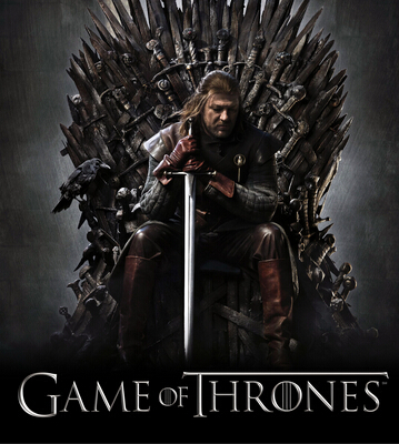 Game Of Thrones Seasons 1-4 DVD Box Set