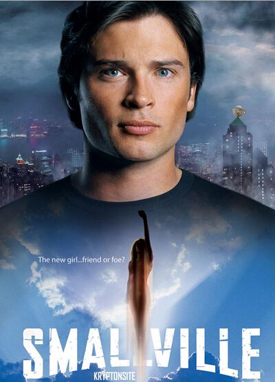 Smallville Seasons 1-10 DVD Boxset