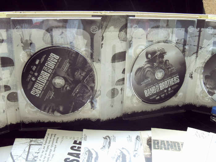 Band Of Brothers Special Edition Dvd Box Set