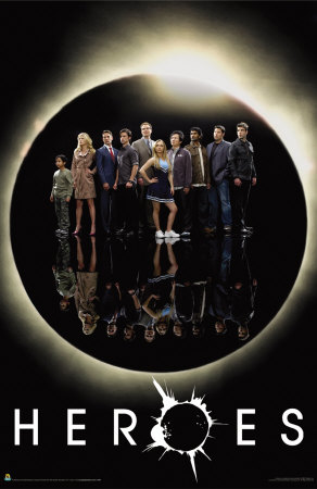 heroes seasons 1-4 dvd box set