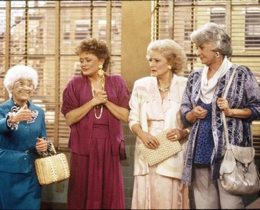 The Golden Girls Seasons 1-7 Boxset